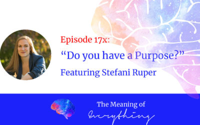 #17x: Do you have a Purpose?